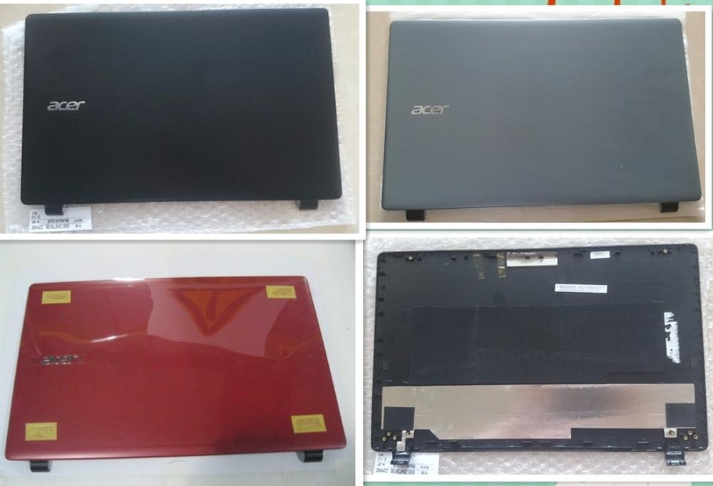 98% New Original LCD Back Cover For Acer Aspire E5-511 E5-511G E5-511P E5-521 E5-551 E5-551G E5-571 E5-571G LCD Rear Top Lid