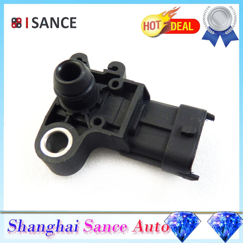 Map Sensor Location On 2011 Chevy Cruze: Aliexpress.com : Buy ISANCE Manifold Absolute Pressure MAP