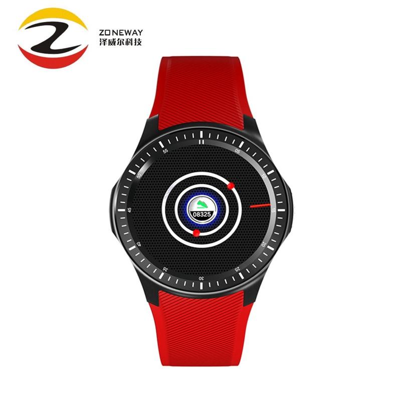 Dm368 android 5.1 quad core amoled smart watch teléfono 3g bluetooth WIFI GPS Mo