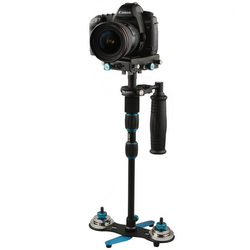 FOTGA S-750 PRO Handheld Steadycam Video Stabilizer for Camera Camcorder DV DSLR