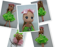 Green Fair Valentine Collector Edition Figure Doll POSEABLE!!