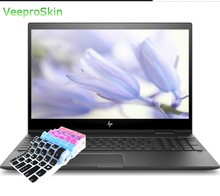 Untuk HP ENVY X360 15 2018 Ryzen HP Pavilion 15 AMD Ryzen 5 2-In-1 Laptop keyboard Cover Protector(China)