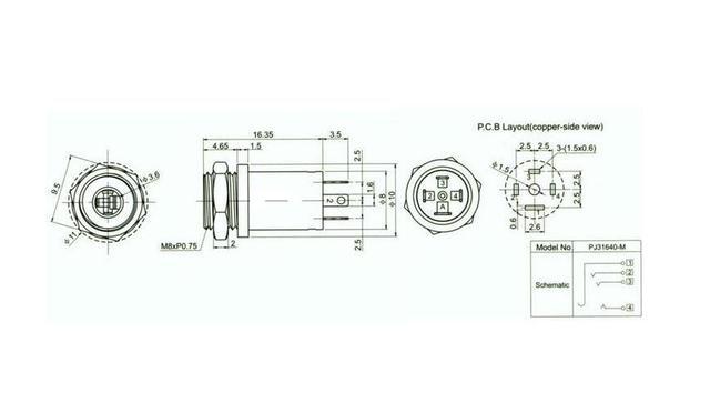 Prise verticale plaquée or de haute qualité | 5 pièces 3.5mm 4 canaux, connecteur de montage de panneau Audio vidéo, prise verticale