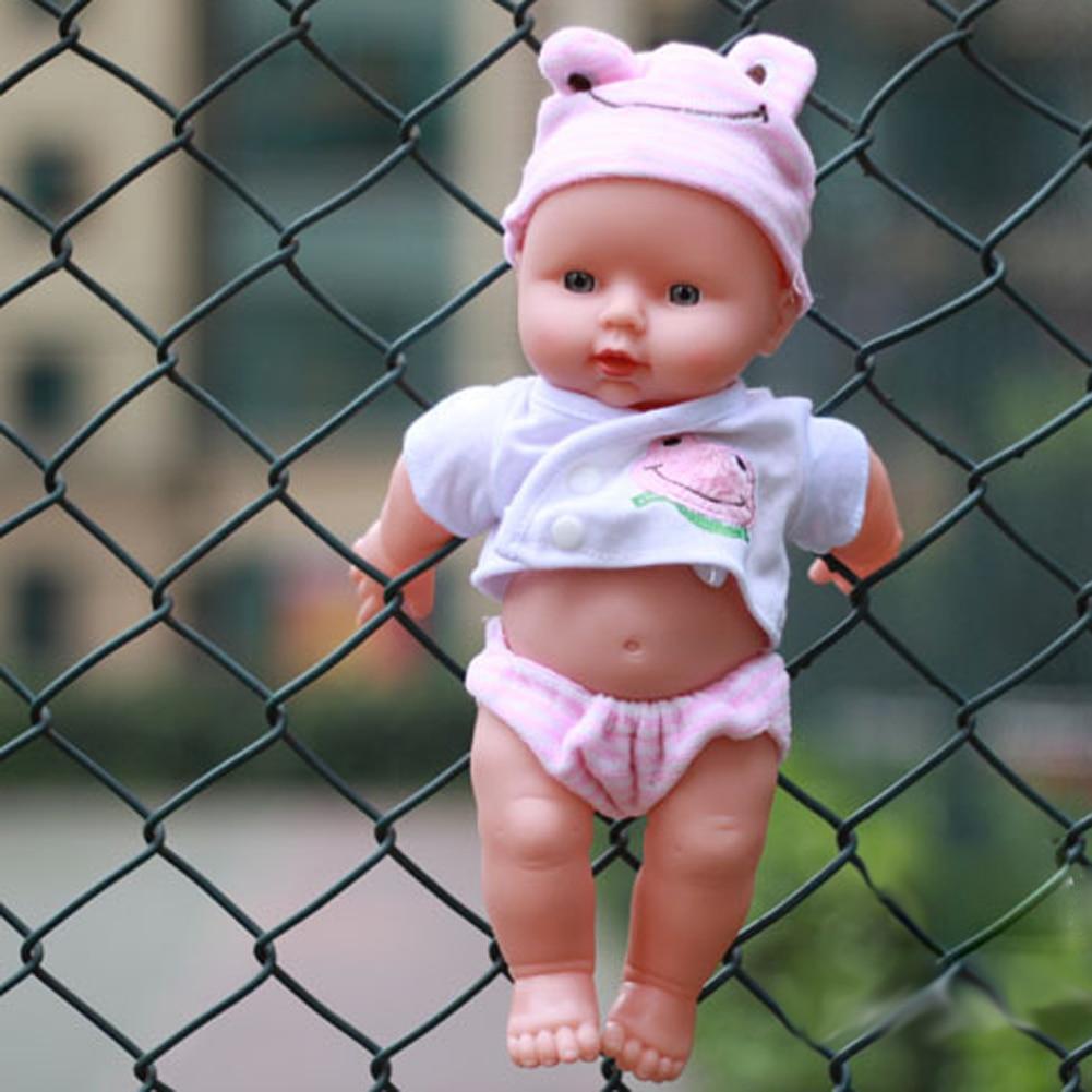 Bonecas artesanal eco vinil macio silicone Forma : Small Doll