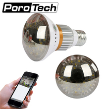 BC-785 Bulb Lamp IP Wifi Camera CCTV Surveillance Camera ONVIF 960P Alarm P2P Night Vision Smartphone Surveillance Camera