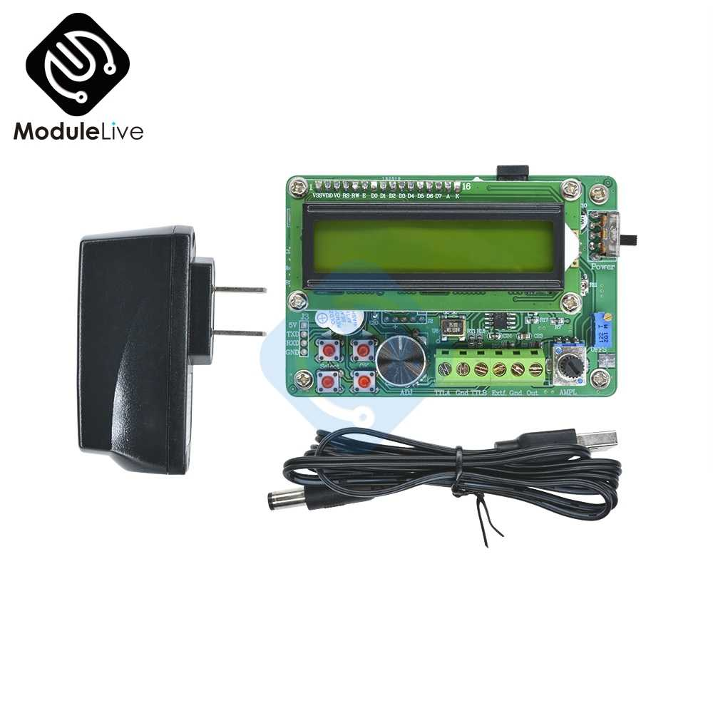 Detail Feedback Questions about Digital DDS Function Signal