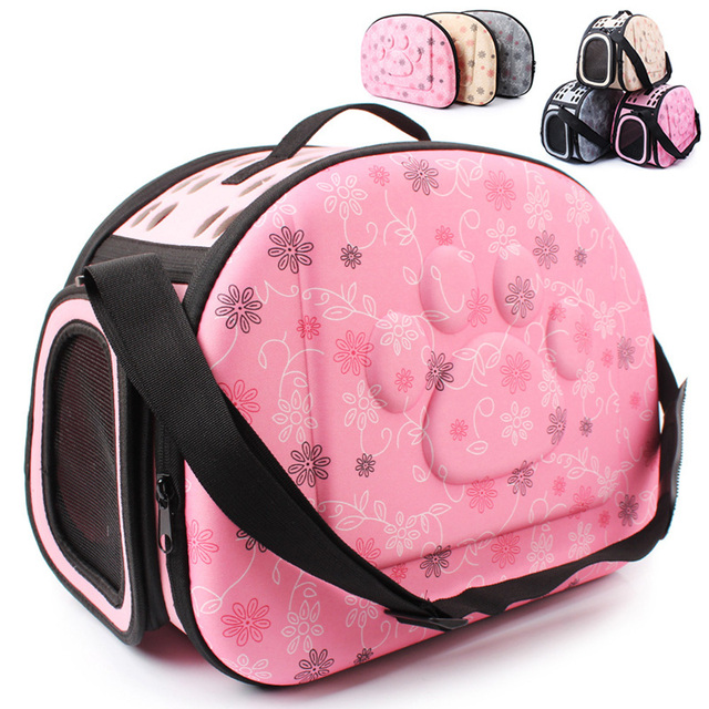 Foldable Shoulder Bag for Small Dog