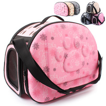 Pet Dog Carrier Foldable Puppy Cat Carrying Outdoor Travel Bags for Small Dog Shoulder Bag Soft Pets Dog Kennel Pet Products