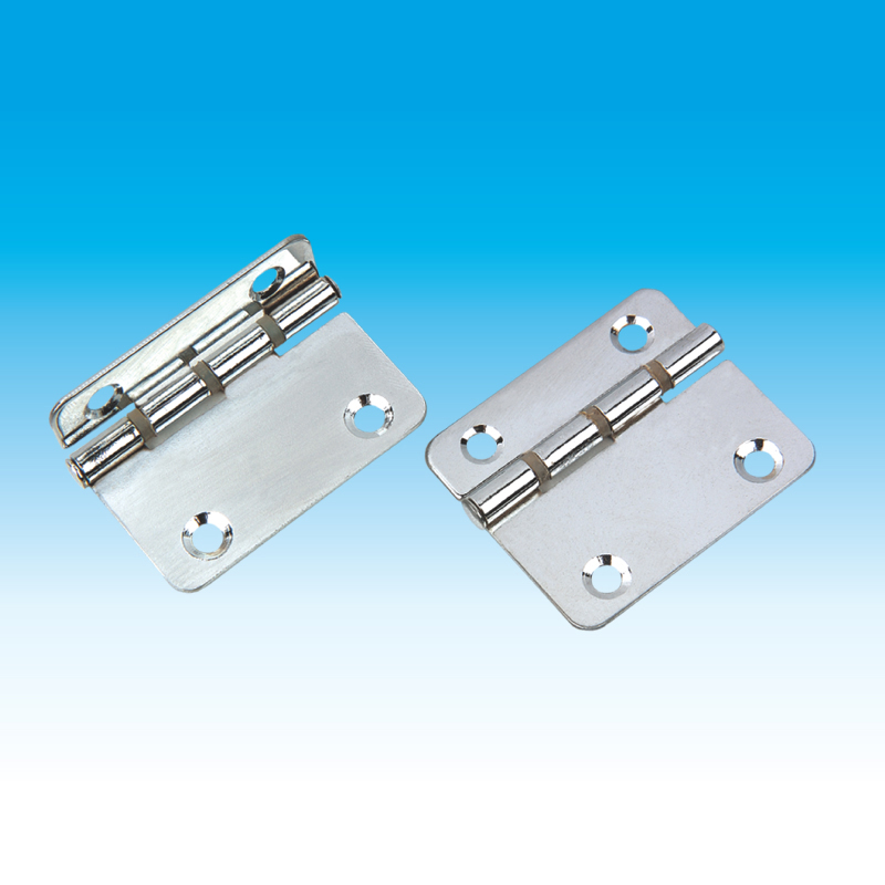 50x42mm Small Anechoic Hinge Bookcase Cabinet Closet Wooden Cabinet Door  Hinges 10pcs