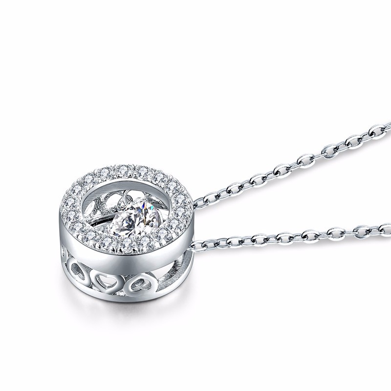 925-sterling-silver,sterling-silver-jewelry,dancing-diamond-jewelry,sterling silver charm 925 zirconia NP57620A (2)