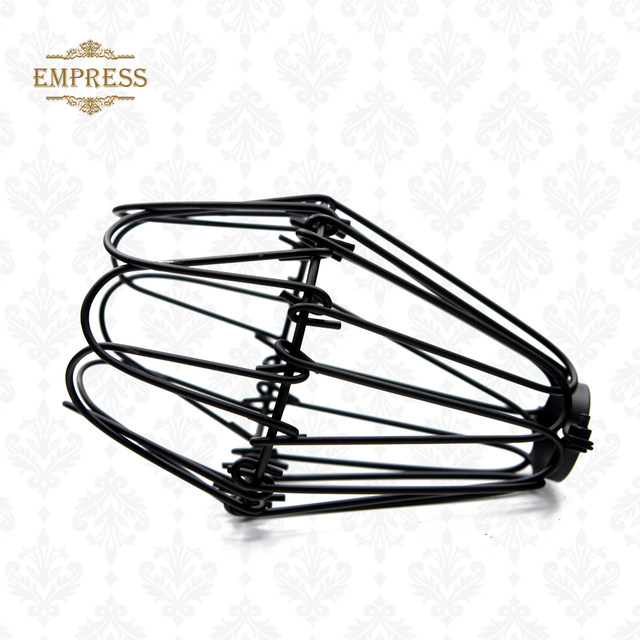 Online Shop Birdcage Lights Iron Wire Lamp Cage retro Lampshade ...