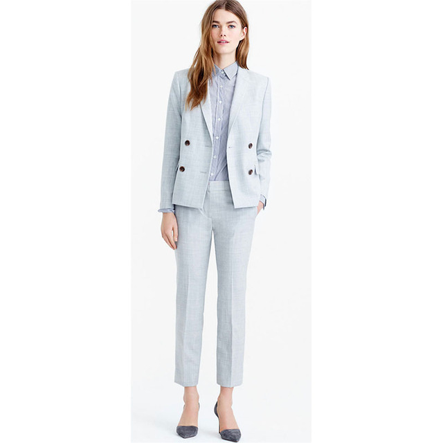 308d2e1bcf00 Elegant Womens Pant Suits for Weddings Womens Suits Blazer with Pants  Female Business Suit Office Suits for Women Office Uniform