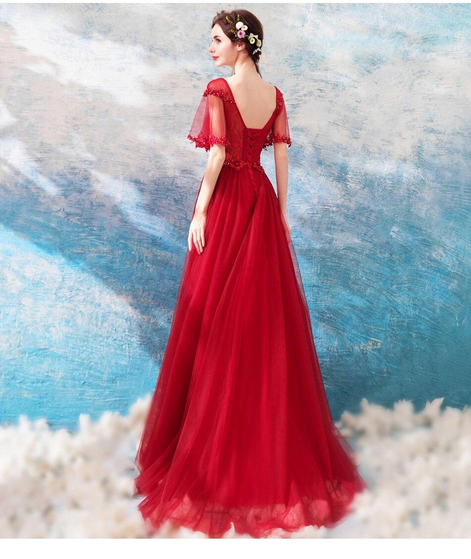 Magnificent Red Silk Prom Dress Photo - All Wedding Dresses ...