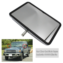 Door Mirror Head Rearview Shell Housing Cover Side Fit for Toyota Landcruiser 70 75 78 Hilux Ute
