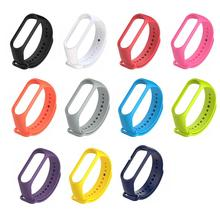 Silicone Strap Mi Band 4 Colorful Straps For Xiaomi Miband Smart Bracelet Replacement MIBand4