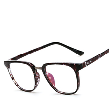 a5545000867449 2018 TR90 Retro optical Frame brand clear eye computer vintage round Glasses  for women lunette de
