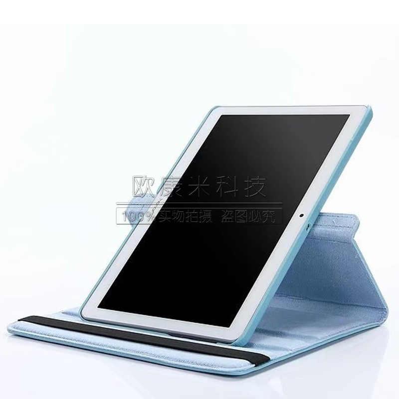 360 الدورية حافظة لهاتف huawei MediaPad T3 10 9.6 AGS-L09 AGS-L03 حامل قابل للطي غطاء ل الشرف اللعب سادة 2 9.6 بوصة المضادة الغبار