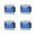 2016 Nueva Unidad de Control de Acceso mediante Llamada Telefónica GSM Abridor de Puerta A Distancia Inalámbrico Puerta Automática Rey Pigeon RTU5024 4 unids/lote