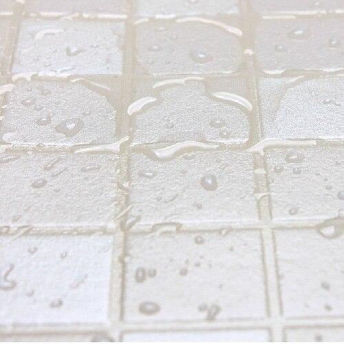 Aparador Espelhado Bronze ~  u30fe(^ ^) uff89Modern 3D Cream Waterproof u15d4 Para Cozinha Wallpaper