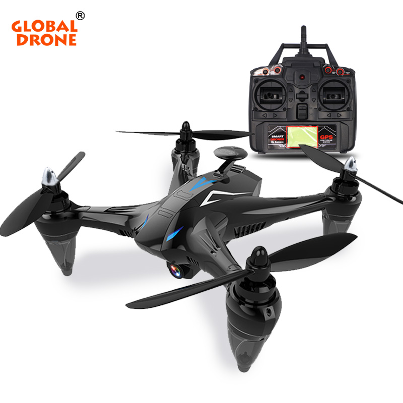Global Drone GW198 Professional FPV Brushless Quadcopter with 1080P HD Camera Follow Me GPS Drone RC Quadrocopter VS H501S X183 gps навигатор lexand sa5 hd
