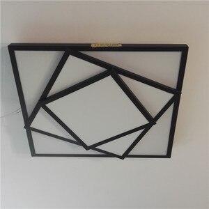 Image 5 - Nieuwe design LED Plafondlamp Voor woonkamer Eetkamer Slaapkamer luminaria led Lamparas De Techo Lustres Led Verlichting Voor Thuis verlichting