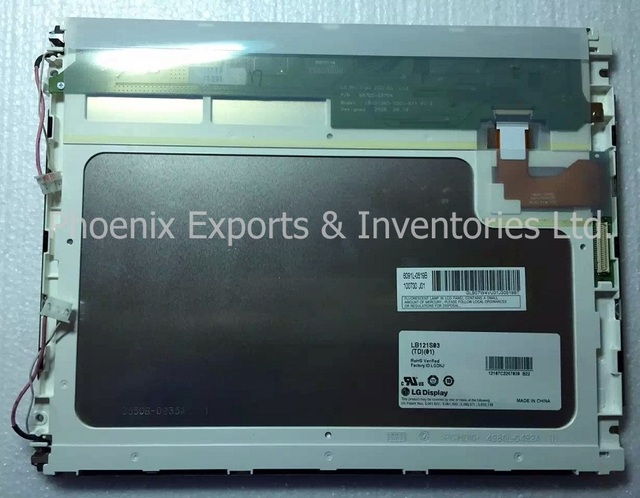 LB121S03 (TD) (01) 12.1 inch LCD SCHERM PANEL LB121S03 TD01 LB121S03 TD01