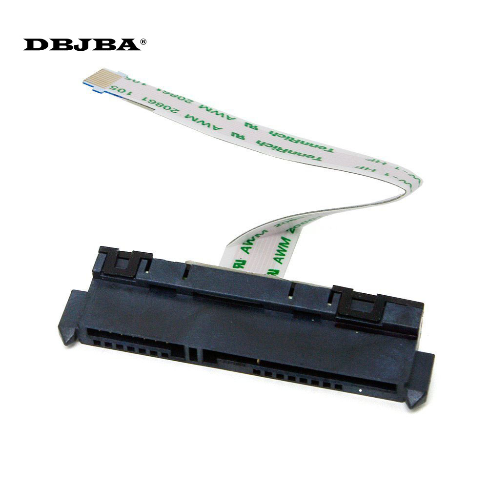 New HDD cable For HP For ENVY 15 15-j 15-j105tx 15-j015sr laptop DW15 6017B0416801 SATA Hard Drive HDD Connector Flex Cable hdd hp j9f42a
