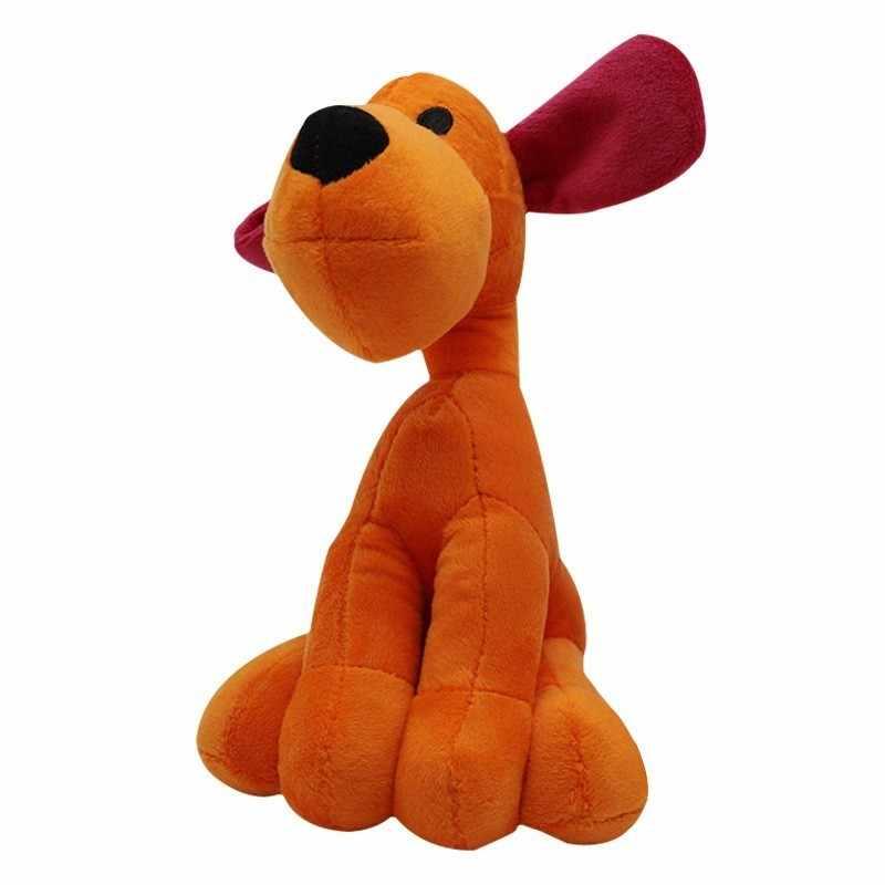 Alta qualidade Cão Pato Pocoyo Elly pato Loula Pocoyo Elefante Brinquedo Macio Bicho de pelúcia Boneca Brinquedos de Pelúcia Para As Crianças de Natal presente