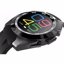 240*240 pixel smart watch no. 1 g5 smartwatch herzfrequenz fitness tracker sport uhr inteligente pulso für ios android pk k88h