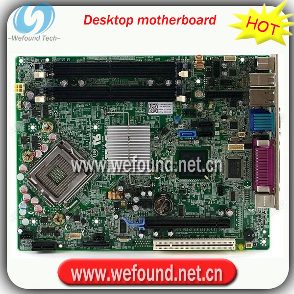100% Working Desktop Motherboard LGA 775 MOTHERBOARD 0G261D FOR GX960 SFF Fully Tested