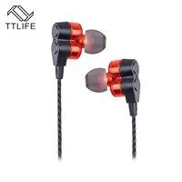 Original TTLIFE Bluetooth Earphones 4 Speakers Dual Drivers Headsets Sports Wireless Stereo Earphones For Running Gym