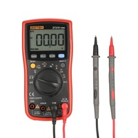 Digital Multimeter Tester ZT219 19999 Counts True RMS Auto Range AC/DC Voltage Current Voltmeter Capacitance Ohm Diode Meter