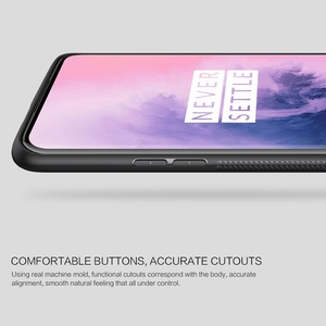 Image 3 - OnePlus 7 Pro case Nillkin Nylon & Synthetic fiber Carbon PP Back Cover one plus 7 pro slim one plus 7 OnePlus 7 Case 6.41/ 6.67