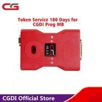 Token Service 180 Days for CGDI Prog for MB for Benz Car Key Programmer