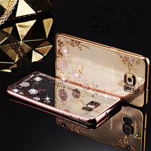Sasmsung Golden High Quality Mobile Cover