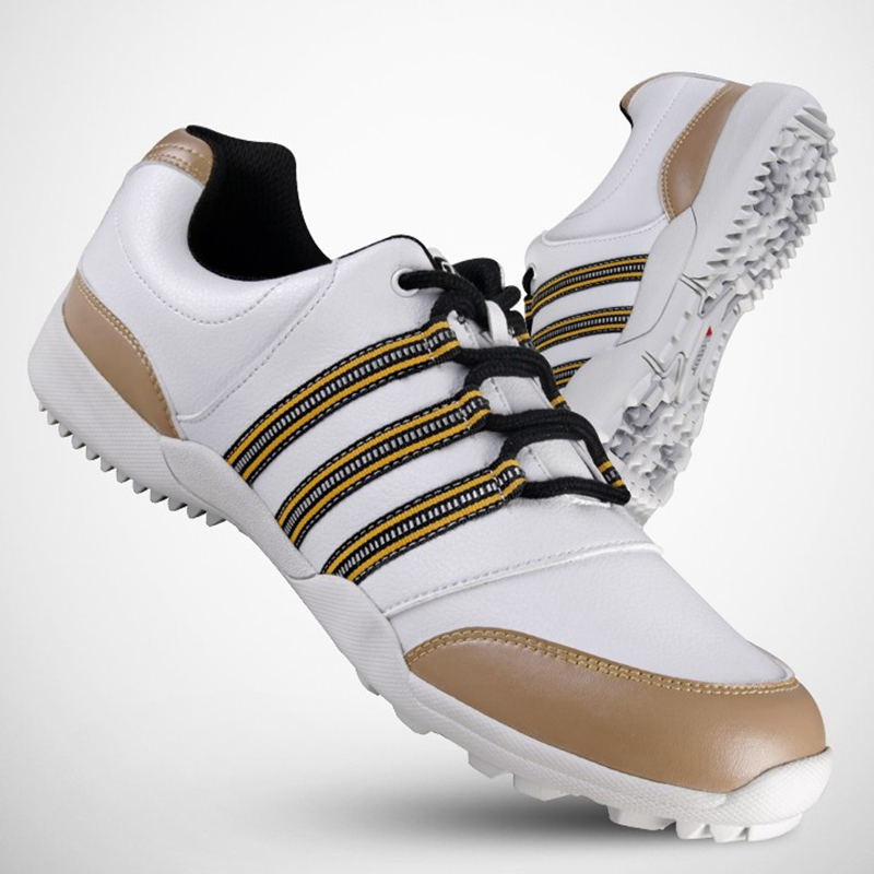 British Style Brand PGM Adult Mens Golf Sports Shoes Light & Breathable & Steady & WaterproofBritish Style Brand PGM Adult Mens Golf Sports Shoes Light & Breathable & Steady & Waterproof