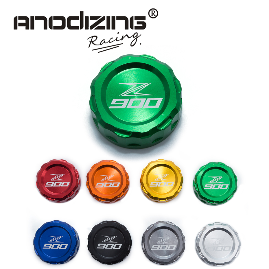 FREE SHIPPING Hot sale For KAWASAKI Z900 Z 900 Motorcycle Accessories Rear Brake Fluid Reservoir Cap Oil Cup free shipping hot sale for kawasaki z1000 2010 2014 motorcycle accessories rear brake fluid reservoir cap oil cup with logo