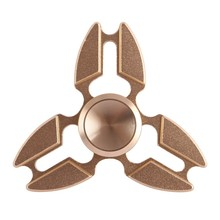 Multi Color Triangle Gyro Finger Spinner Fidget Aluminum Hand For Autism/ADHD Anxiety Stress Relief Focus Toys Gift 5 Styles