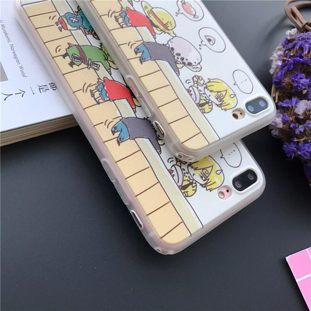 One Piece Straw Hat Pirates Luffy Case for iphone