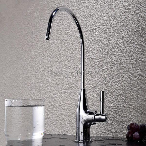 New Arrival Wholesale Replacement Tap Mode Style C Shape Vented Amway Ceramic Disc Water Filter Faucet Tap