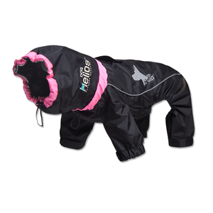 Image 2 - Dog Winter Clothes Warm Dog Coats Windproof Pet Dogs Jacket 3m Reflective Doggy Four Legged Hoodies Waterproof PETS Clothing
