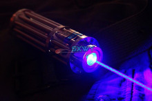 Best price HOT! focusable high power 80000mw blue laser pointers 450nm burning match/paper/dry wood/candle/black free shipping