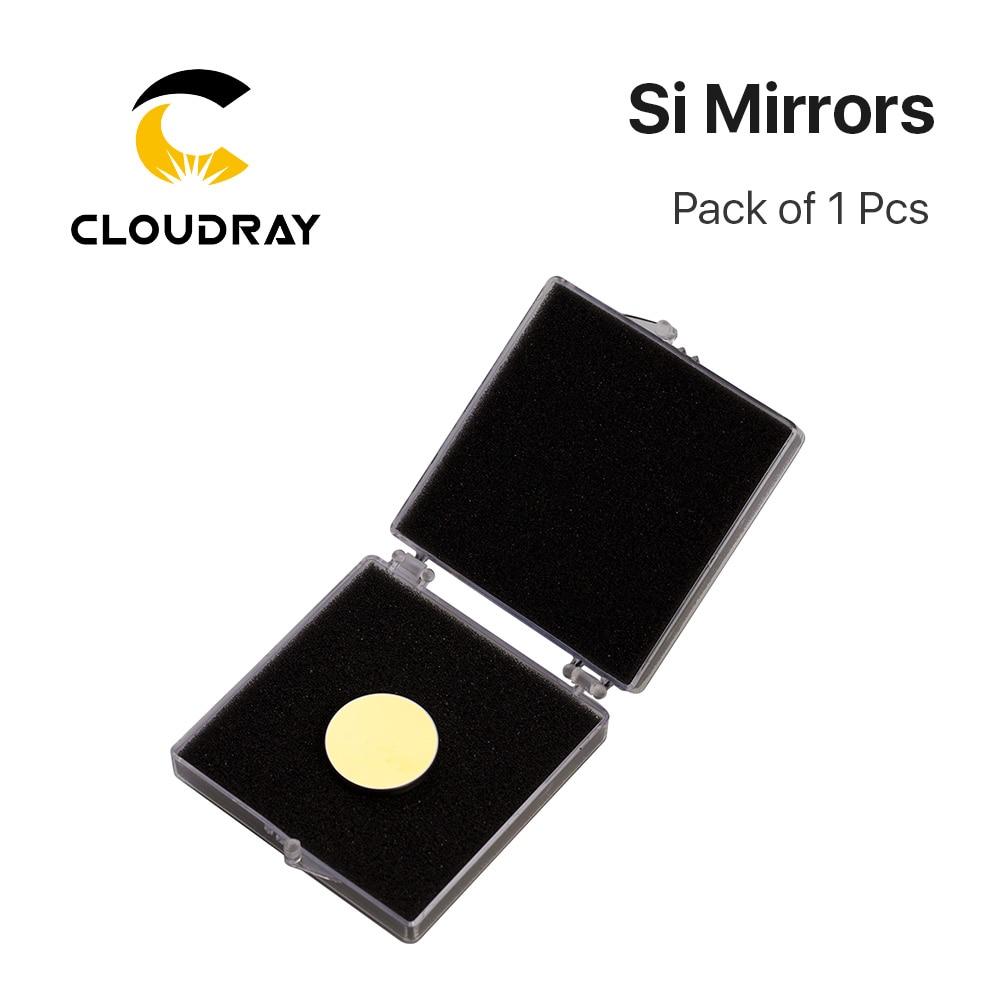 Cloudray Specchio riflettente Si di alta qualità D19.05 20 25 30 - Strumenti di misura - Fotografia 3