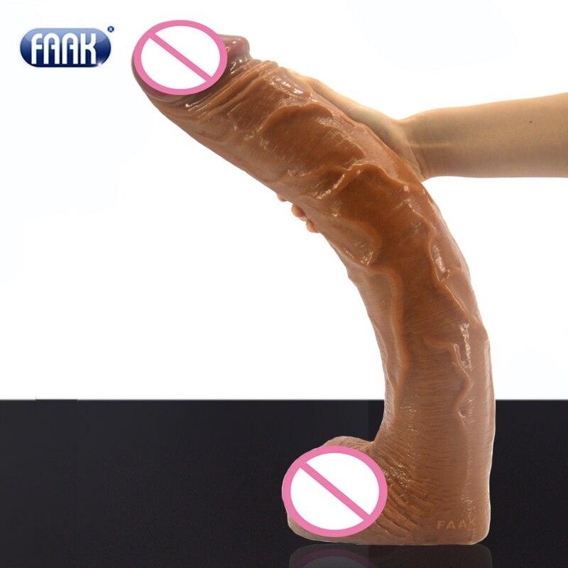 Titan Giant la plus grande série de godemiché réaliste pénis grand Dong grosse bite bite Super énorme pour les femmes érotique Insert sex toy