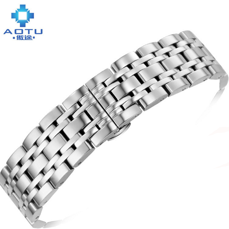 Stainless Steel Watchbands For Armani/Casio Men Watch Straps For ar2434 ar2435 ar2437 Women Watchstrap Top Brand Clock Bracelet сувенир кобра sn01 синяя