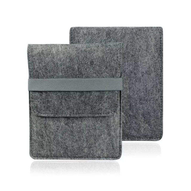 2016 New Simple Style Wool Felt sleeve Case cover for