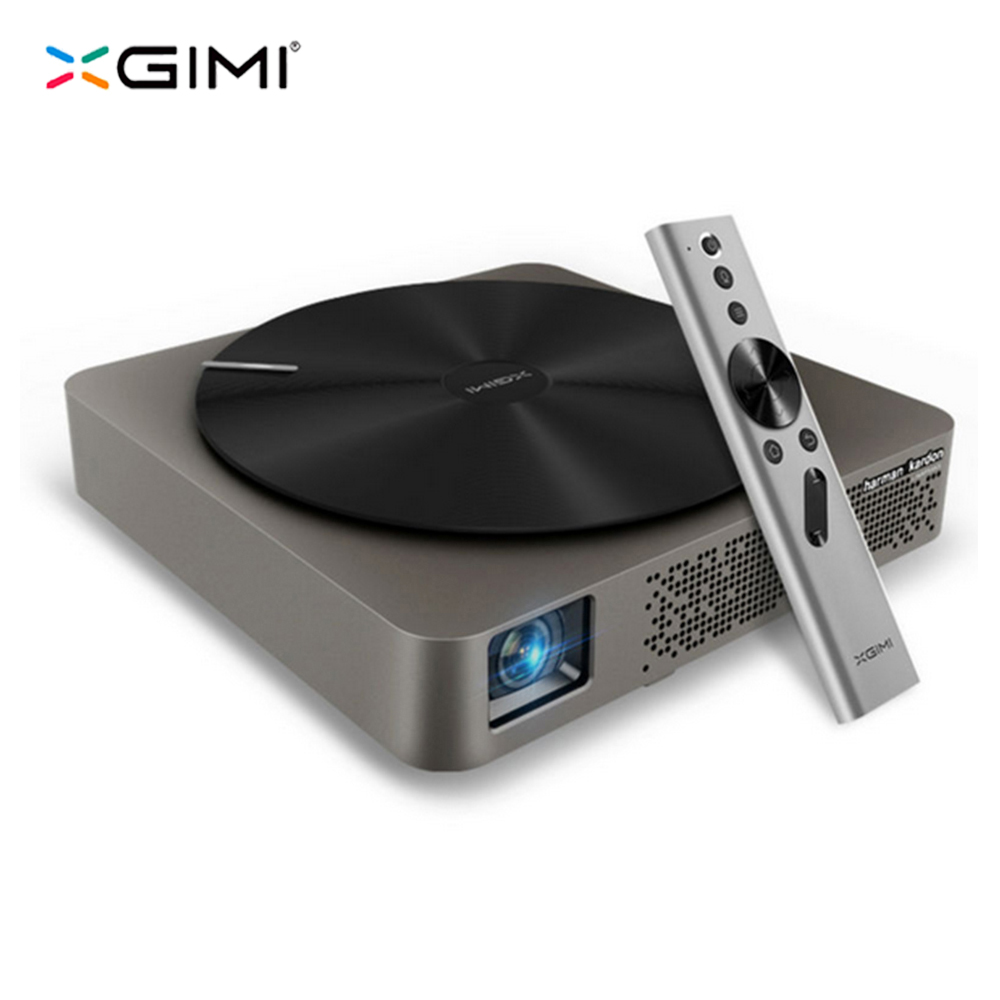 Original XGIMI Z4 Aurora Led Projector 4K 3D FULL HD Projetor Mini Projector Portable Dlp Projector Home Theater Cinema Beamer ls1280 entertainment home theater projector hybrid laser led led lights high lumens beamer home cinema 23 languages pk xgimi