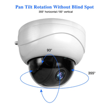 2MP 4MP Full HD PTZ IP Camera 2.8-12mm Motorized Lens Mini Speed Dome Camera IP Onvif 4X Zoom P2P 30m IR Night Vision mini ptz dome camera ip 1080p full hd onvif 3x zoom p2p h 264 30m ir night vision waterproof 2mp outdoor dome poe ptz ip camera