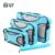 Moda Casual Mulheres Sacos de Viagem Acessórios de Nylon Com Zíper Organizador Saco De Fim de Semana Mochila Bagagem Portátil Carry-on