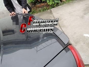 FOR CARBON FIBER 98-04 A6 RS6 C5 SEDAN AB STYLE REAR WING TRUNK SPOILER carbon fiber rear trunk spoiler for audi a3 limousine sedan m4 style for a3 8v 2014 2018 rear spoiler wing